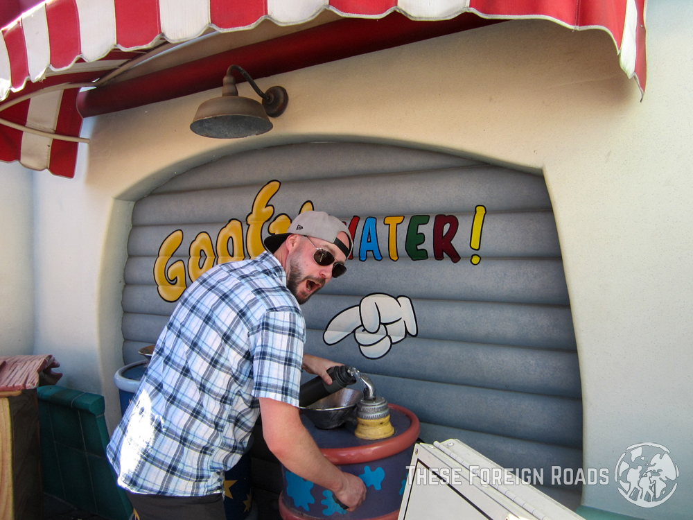 Mark Goofy