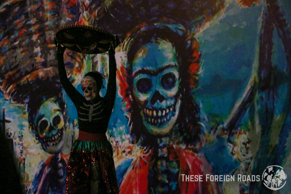 Cultural Dance for Day of the Dead