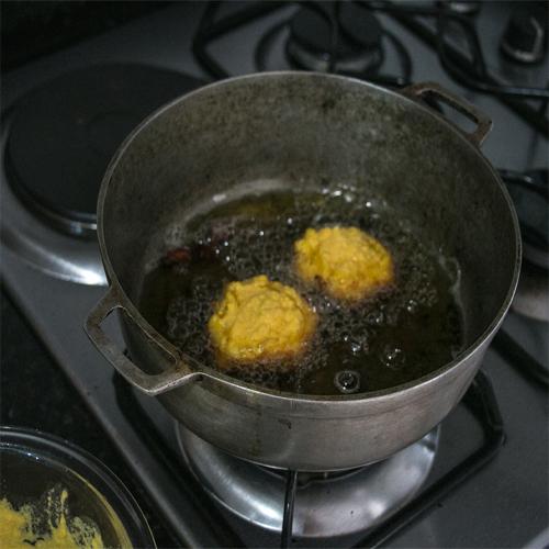 Cooking the reganonas
