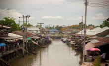 Bangkok: The Moment I Knew I Was a Traveller