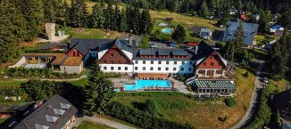 Experiencing the Koprivna Resort in the Jeseniky Mountains