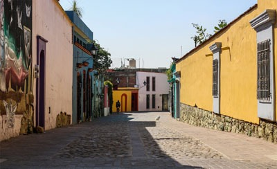 Visiting Oaxaca City