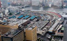 Visiting Tokyo's Tsukiji Fish Market