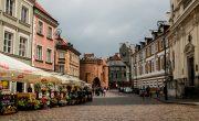 A Few Days in Warsaw, Poland