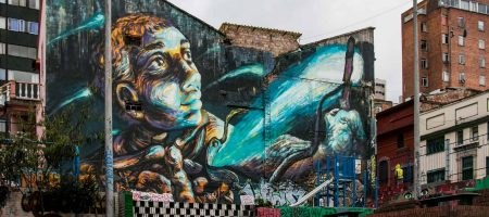 The World's Best Street Art Cities, According to Awesome Travellers