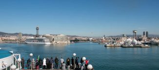 Taking the Barcelona to Tangier Ferry: It was… Interesting