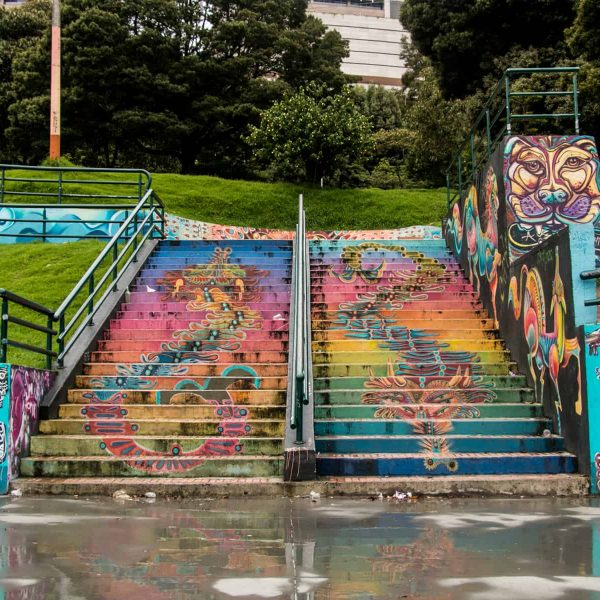 In Photos: A Graffiti Tour of Colombia