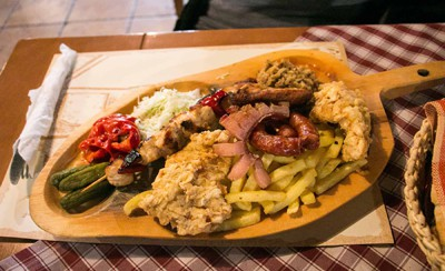 Food of Romania