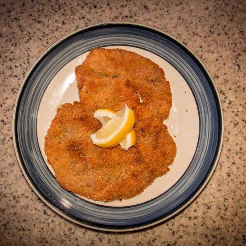 Recipe for Wiener Schnitzel
