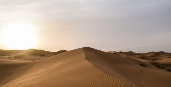 A Much Needed Break in the Moroccan Sahara Desert