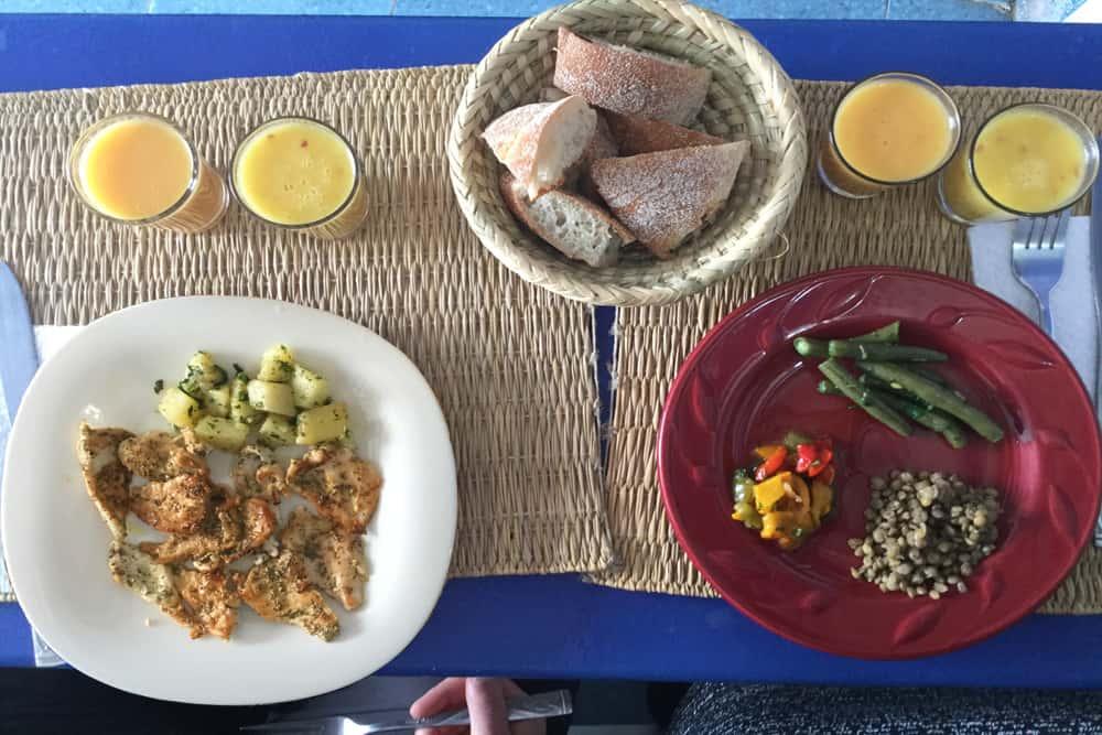 Food in Essaouira