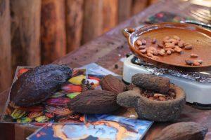 Chocolate making supplies. Experiences in San Juan Lake Atitlan Guatemala