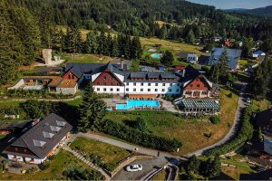 The Koprivna Resort in the Jeseniky Mountains